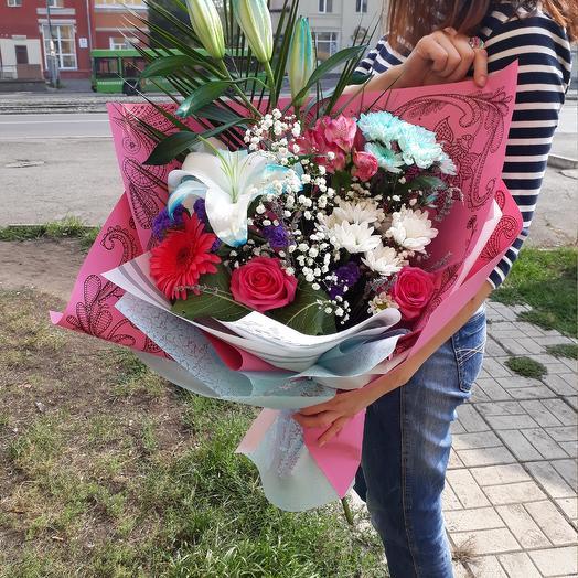 Фан-фары: букеты цветов на заказ Flowwow