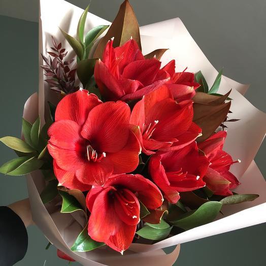 Red: букеты цветов на заказ Flowwow