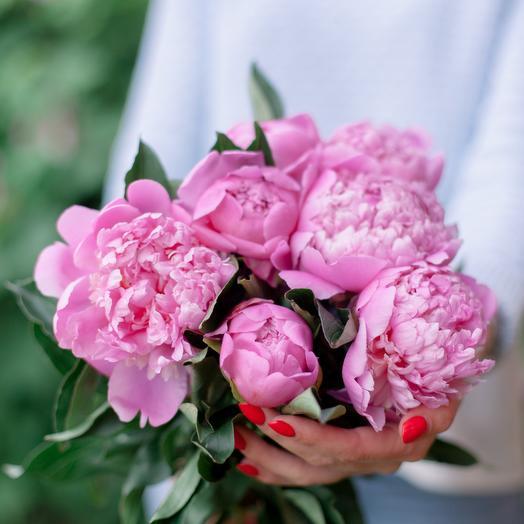 Красивый комплимент: букеты цветов на заказ Flowwow
