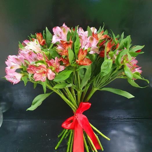 Букет 164: букеты цветов на заказ Flowwow