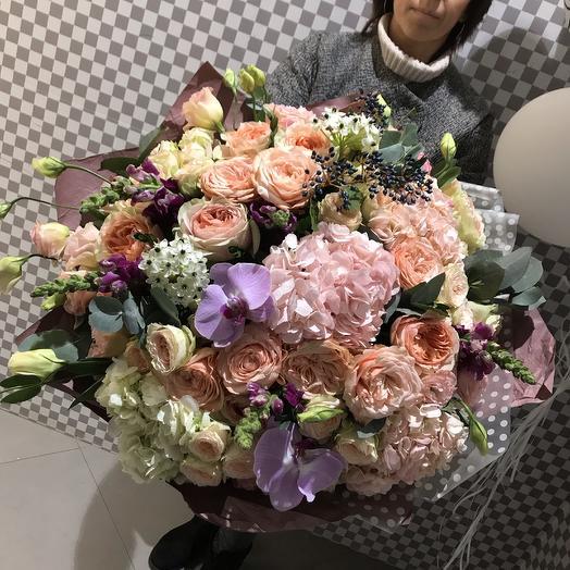 Шикарный, очень шикарный: букеты цветов на заказ Flowwow