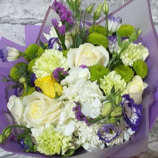 Всё будет , отлично🤗: букеты цветов на заказ Flowwow