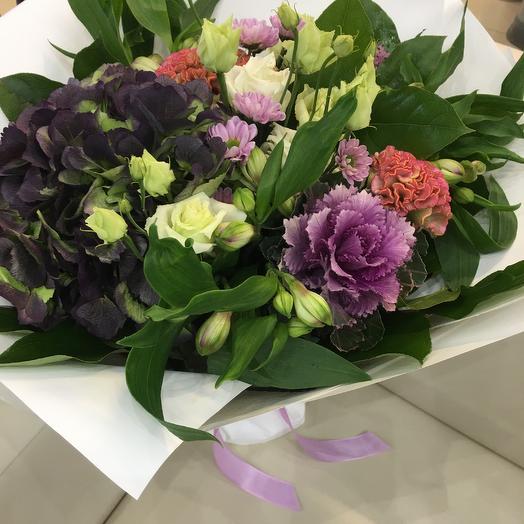 Первый иней: букеты цветов на заказ Flowwow