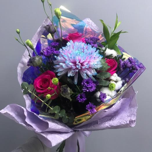 Эфир: букеты цветов на заказ Flowwow