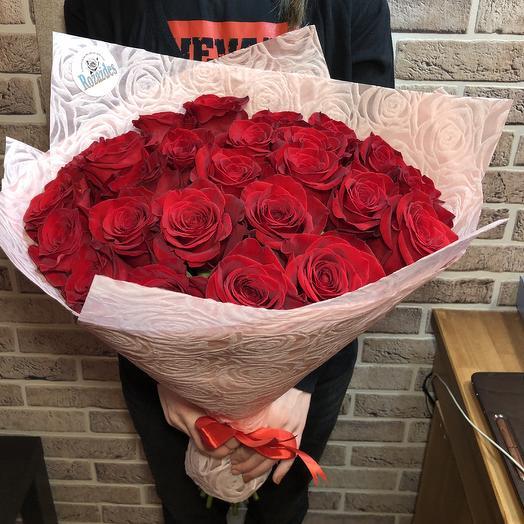 Букет Эквадор: букеты цветов на заказ Flowwow