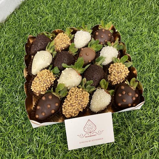 Набор «Клубника в шоколаде»