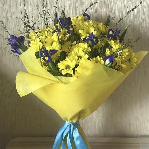 Букет весенний N 2: букеты цветов на заказ Flowwow