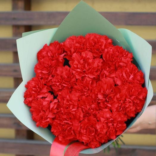 Монобукет из Гвоздики: букеты цветов на заказ Flowwow