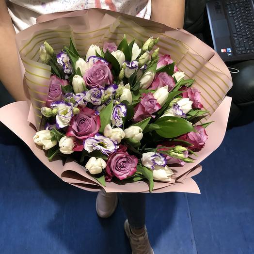 Композиция Love memories: букеты цветов на заказ Flowwow