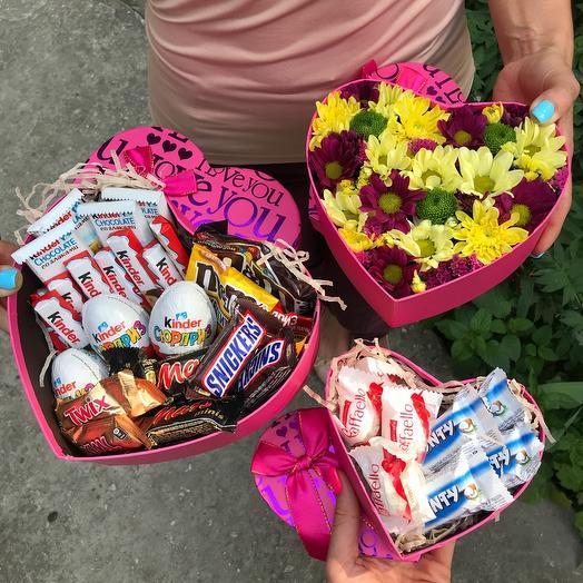 Для любимой сладкоежки