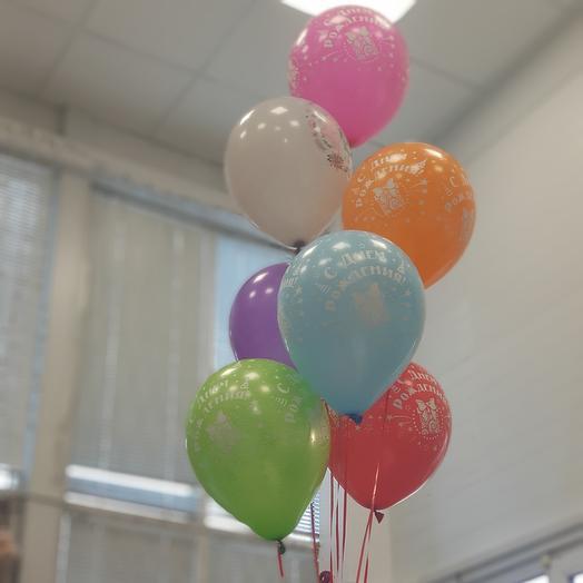 Воздушные шарики А76