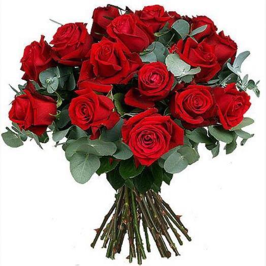 Букет Роза моно 25