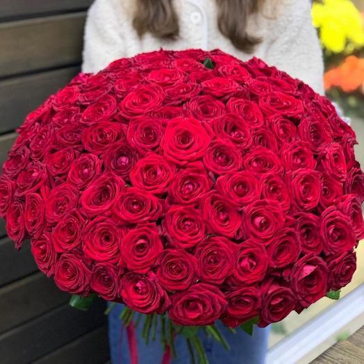 101 роза (60 см)