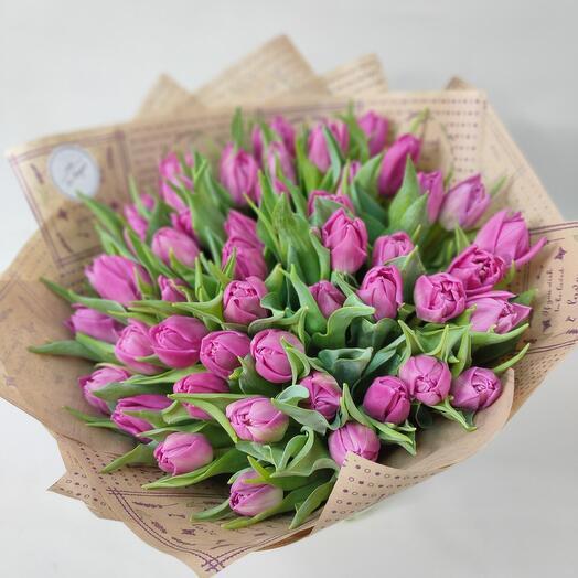 Чудесные тюльпаны