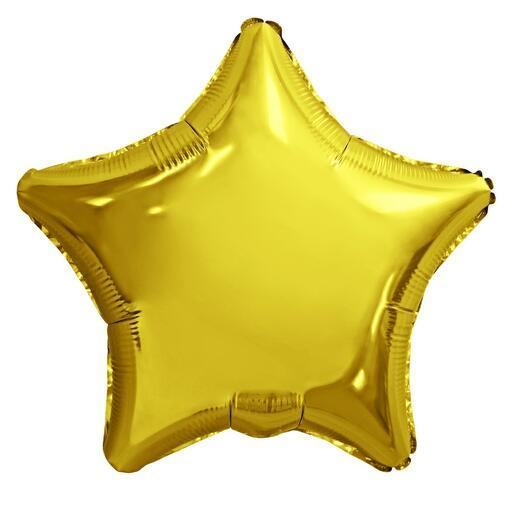 Звезда золото/серебро