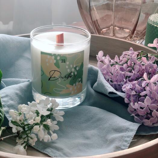 Ароматическая свеча Дюшес
