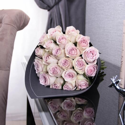 21 пурпурная роза Purple Kenya BLVCK