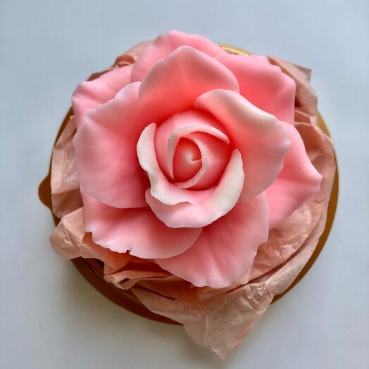Мыло ручной работы Роза