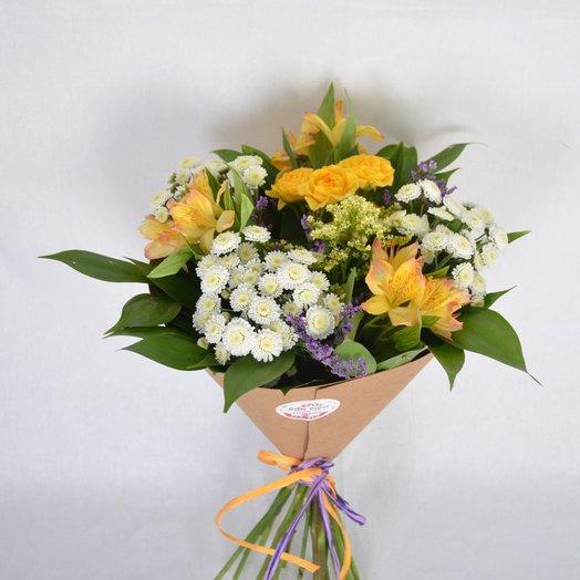 МиниБон 4: букеты цветов на заказ Flowwow