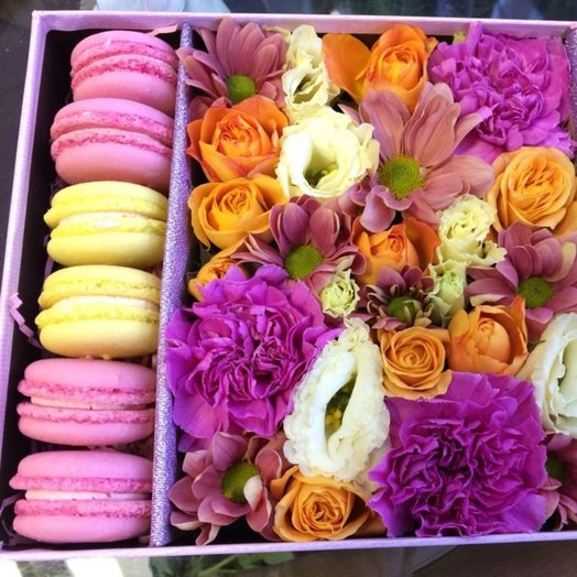 A sweet gift