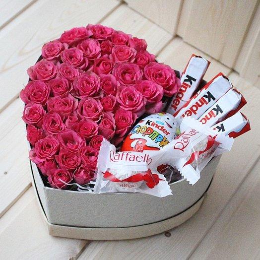 Люлю: букеты цветов на заказ Flowwow