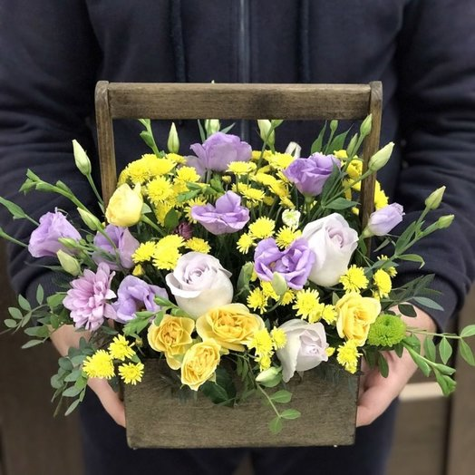 Вальс цветов: букеты цветов на заказ Flowwow