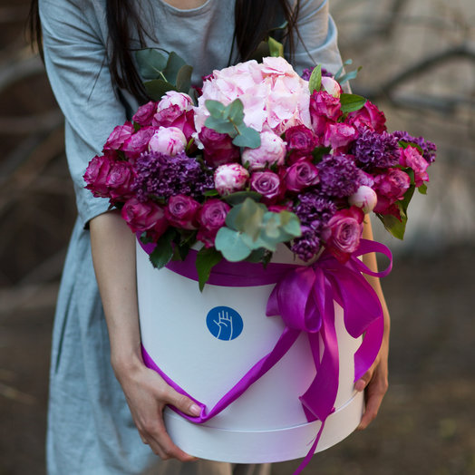 Lilac : букеты цветов на заказ Flowwow