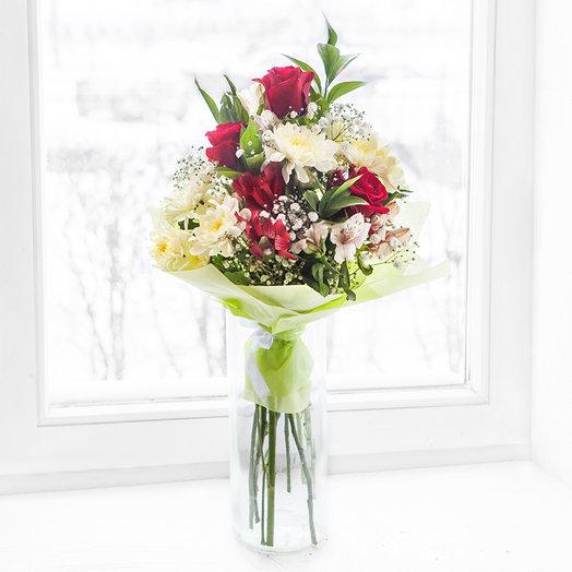 Аврора: букеты цветов на заказ Flowwow