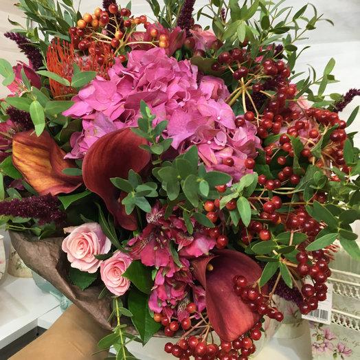 Вечерний: букеты цветов на заказ Flowwow