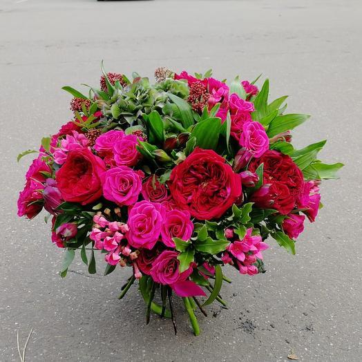 Остров любви: букеты цветов на заказ Flowwow