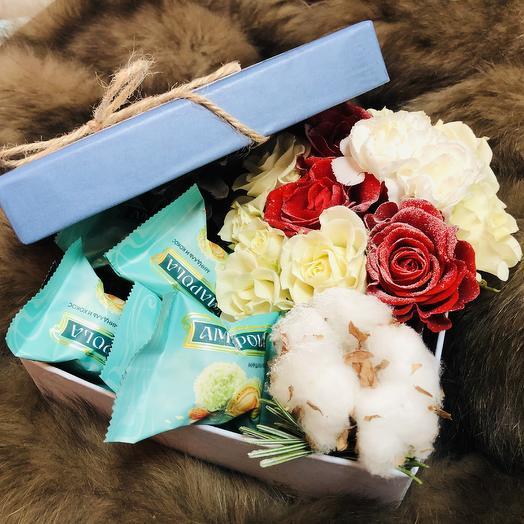 «Наслаждение»: букеты цветов на заказ Flowwow