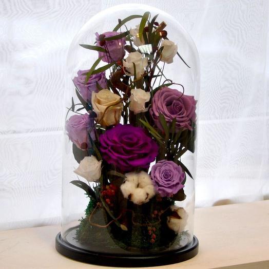 """КОМПОЗИЦИЯ """"БЭЛЛЬ MEDIUM"""": букеты цветов на заказ Flowwow"""