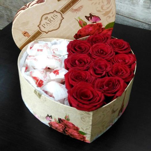 Рофаэлло: букеты цветов на заказ Flowwow