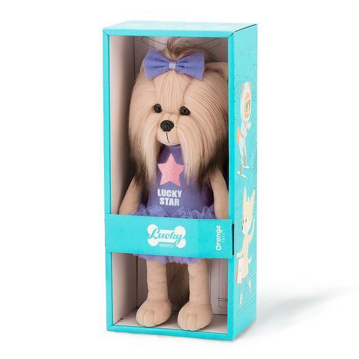 Коллекционная игрушка Lucky Doggy Грация: букеты цветов на заказ Flowwow