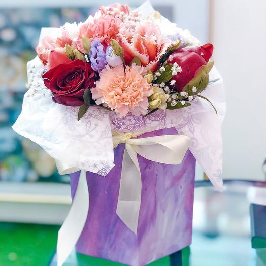 Композиция Космос: букеты цветов на заказ Flowwow