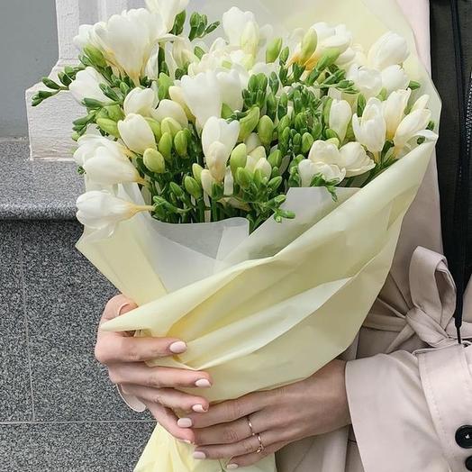 Запах любви: букеты цветов на заказ Flowwow
