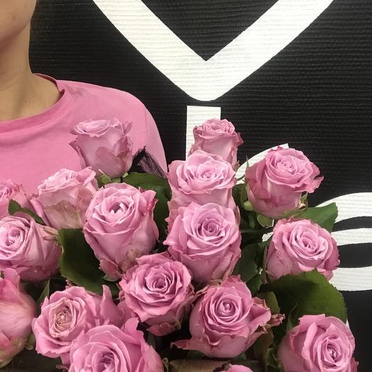 Пурпурный микс: букеты цветов на заказ Flowwow
