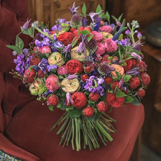 "Bouquet ""Lovely Fairy"": flowers to order Flowwow"