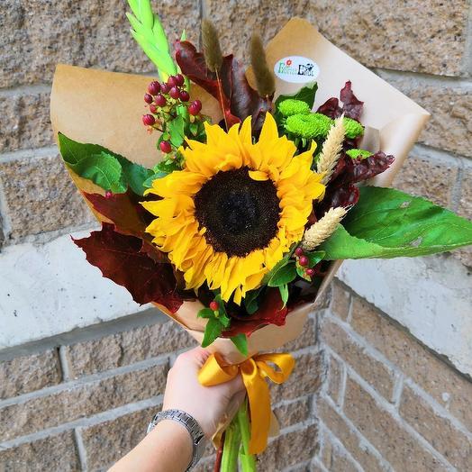 Цветочный: букеты цветов на заказ Flowwow
