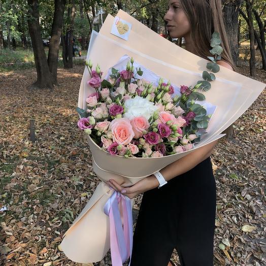 Букет гигант: букеты цветов на заказ Flowwow