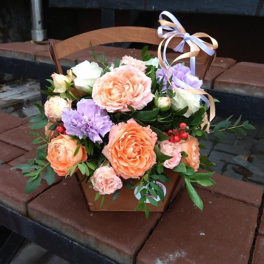 A warm welcome: flowers to order Flowwow