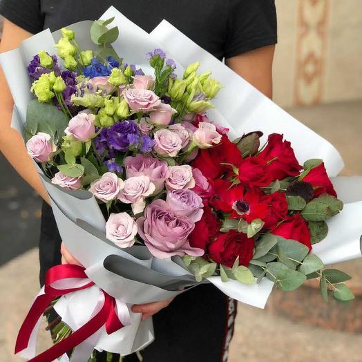 Ия: букеты цветов на заказ Flowwow