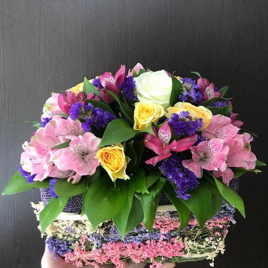 Стати: букеты цветов на заказ Flowwow