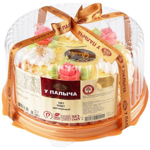 Торт от Палыча