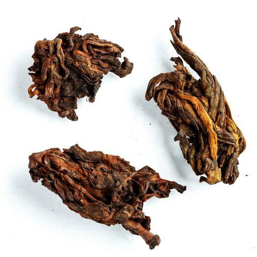 "Шу пуэр рассыпной ""Лао Ча Тоу"" (старые чайные головы) 250 гр"
