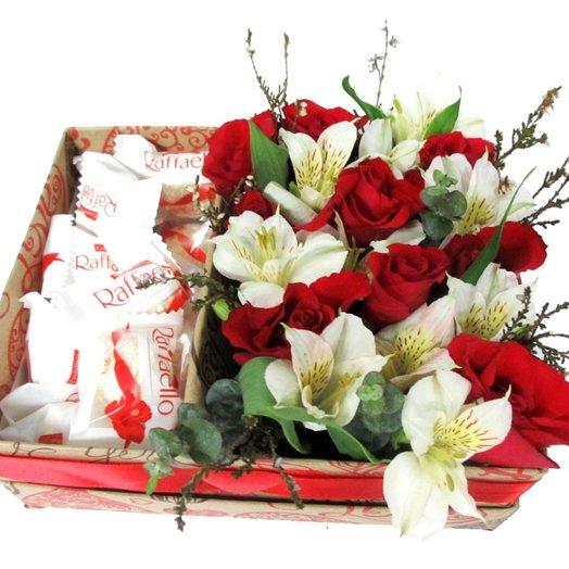 Букет№9 Леонтайн: букеты цветов на заказ Flowwow