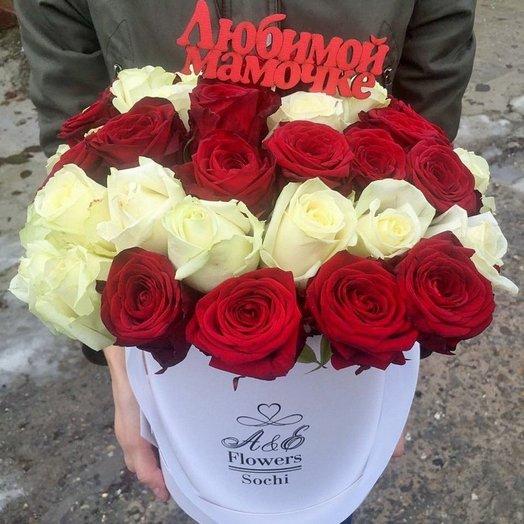Композиция Любовь: букеты цветов на заказ Flowwow