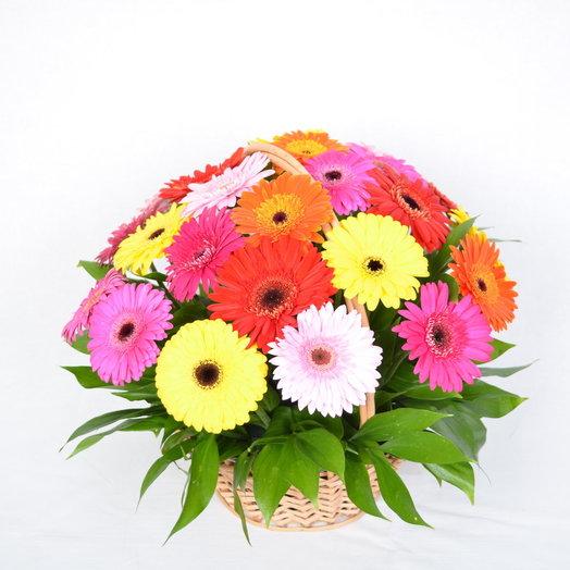 Улыбка лета: букеты цветов на заказ Flowwow