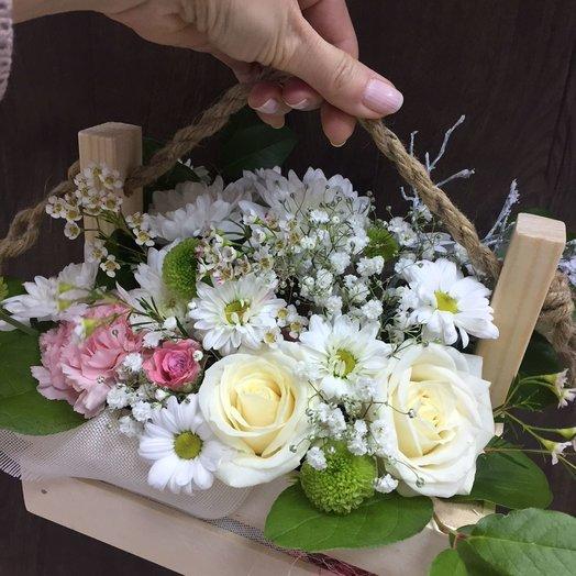 Очаровательный подарок: букеты цветов на заказ Flowwow