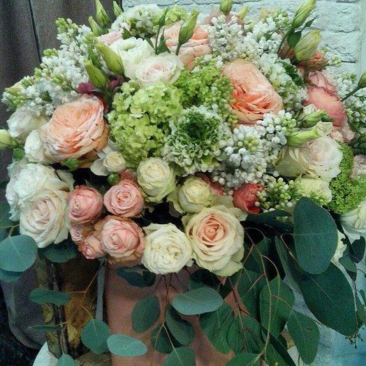 Только для любимой: букеты цветов на заказ Flowwow